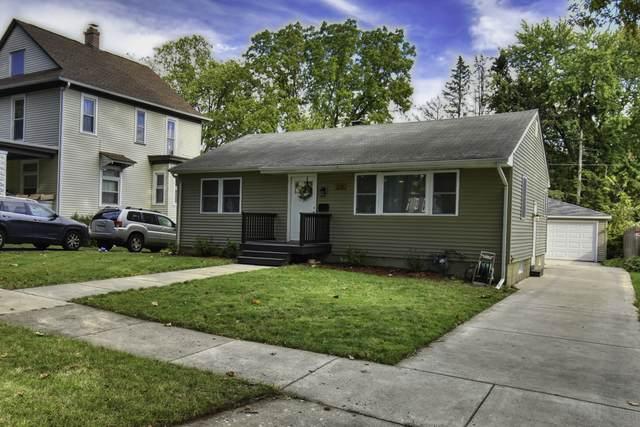 218 S Fordham Avenue, Aurora, IL 60506 (MLS #11252388) :: Ryan Dallas Real Estate