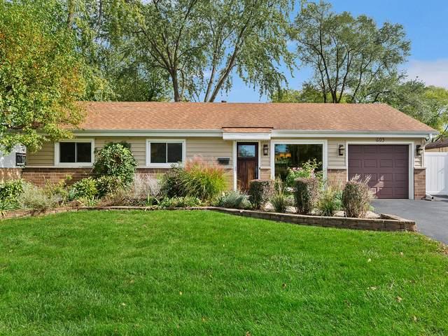 605 Washington Boulevard, Hoffman Estates, IL 60169 (MLS #11252391) :: John Lyons Real Estate