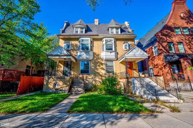 436 E Oakwood Boulevard, Chicago, IL 60653 (MLS #11252392) :: The Wexler Group at Keller Williams Preferred Realty