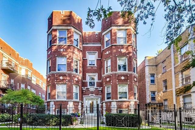 1334 W Greenleaf Avenue 3D, Chicago, IL 60626 (MLS #11252416) :: Touchstone Group