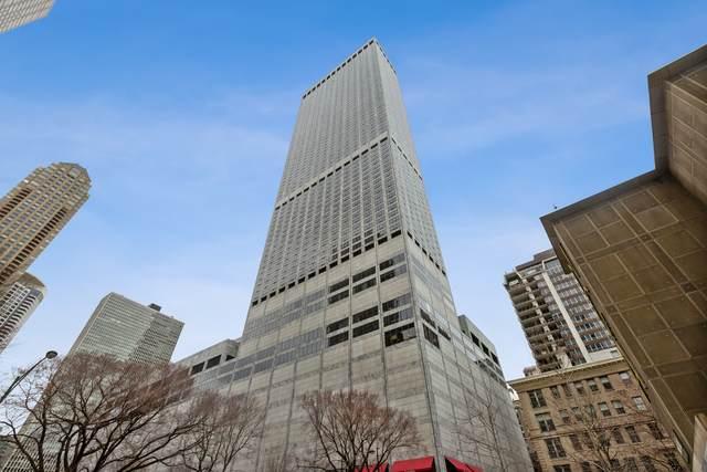 180 E Pearson Street #4006, Chicago, IL 60611 (MLS #11252417) :: Touchstone Group