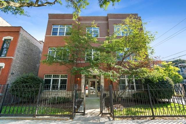 1615 N Oakley Avenue A, Chicago, IL 60647 (MLS #11252431) :: Touchstone Group
