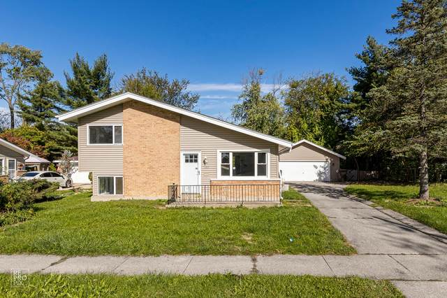 120 Westwood Drive, Park Forest, IL 60466 (MLS #11252446) :: John Lyons Real Estate