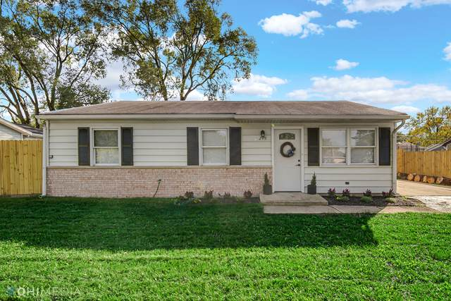 249 Rockhurst Road, Bolingbrook, IL 60440 (MLS #11252462) :: RE/MAX IMPACT