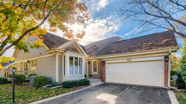 2231 N Lake Shore Circle #0, Arlington Heights, IL 60004 (MLS #11252474) :: Ryan Dallas Real Estate