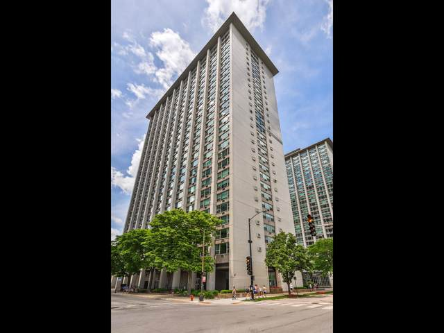 3600 N Lake Shore Drive #2309, Chicago, IL 60613 (MLS #11252503) :: Touchstone Group
