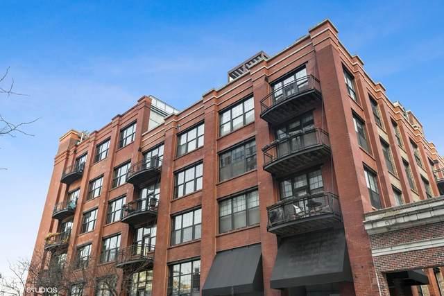 1000 W Washington Boulevard #446, Chicago, IL 60607 (MLS #11252507) :: Touchstone Group