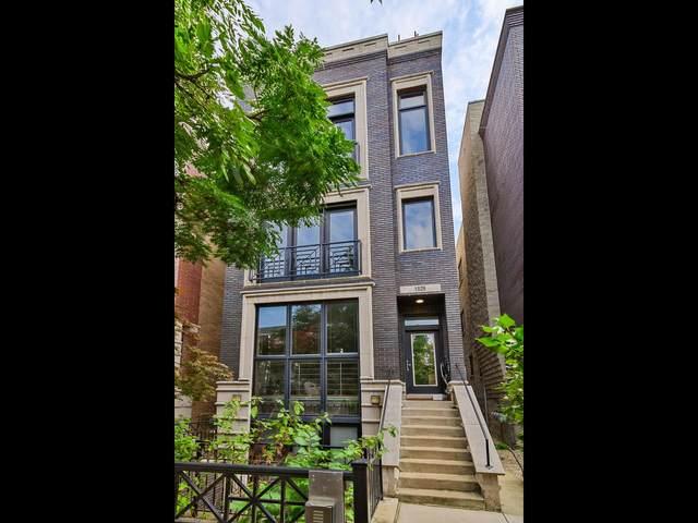 1829 W Iowa Street #2, Chicago, IL 60622 (MLS #11252542) :: Touchstone Group