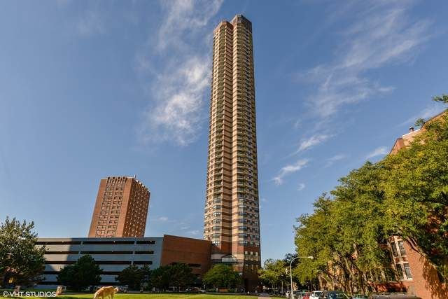 3660 N Lake Shore Drive #3505, Chicago, IL 60613 (MLS #11252555) :: Touchstone Group