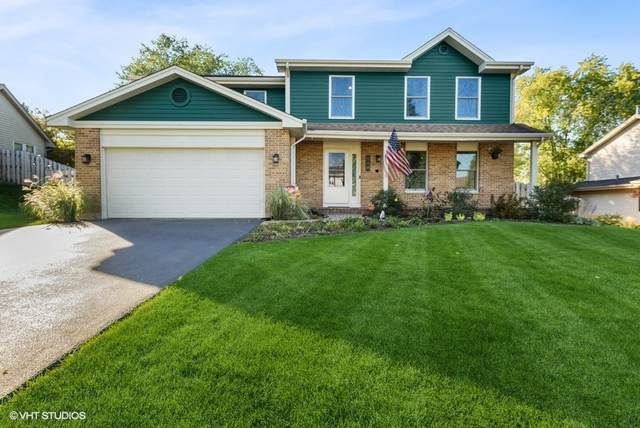 540 Eagle Ridge Lane, Algonquin, IL 60102 (MLS #11252559) :: Jacqui Miller Homes