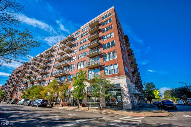 6 S Laflin Street 717S, Chicago, IL 60607 (MLS #11252561) :: Touchstone Group