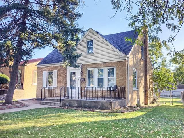 127 N Addison Street, Bensenville, IL 60106 (MLS #11252564) :: Ryan Dallas Real Estate