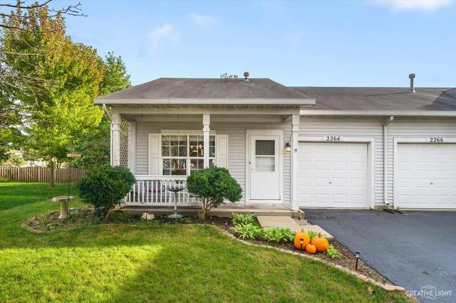 2264 Margaret Drive, Montgomery, IL 60538 (MLS #11252565) :: Jacqui Miller Homes