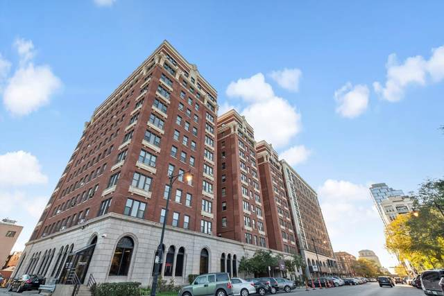 5300 S Shore Drive #810, Chicago, IL 60615 (MLS #11252568) :: The Wexler Group at Keller Williams Preferred Realty