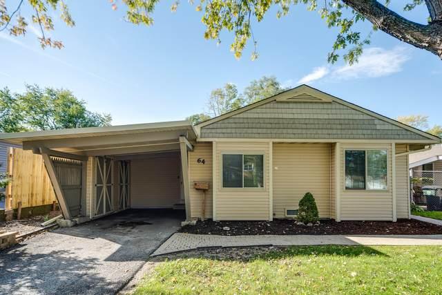 64 N Ridgemoor Avenue, Mundelein, IL 60060 (MLS #11252581) :: Lewke Partners - Keller Williams Success Realty