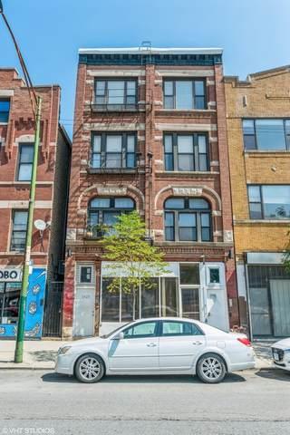 1423 N Ashland Avenue #401, Chicago, IL 60622 (MLS #11252585) :: Touchstone Group
