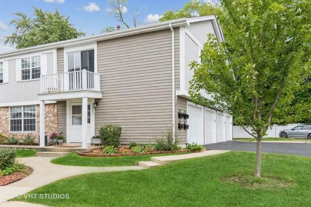 1474 Timber Trail D, Wheaton, IL 60189 (MLS #11252608) :: Ryan Dallas Real Estate