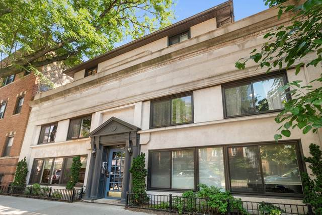 909 W Diversey Parkway 1E, Chicago, IL 60614 (MLS #11252659) :: Touchstone Group