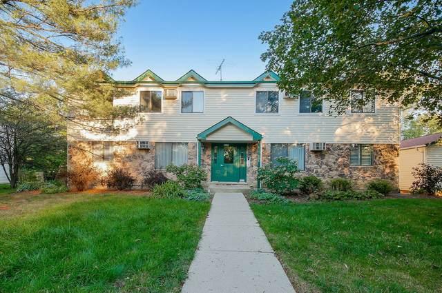 8327 Oak Leaf Drive #503, Woodridge, IL 60517 (MLS #11252662) :: Janet Jurich