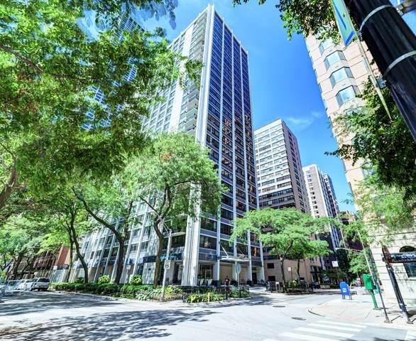 222 E Pearson Street #203, Chicago, IL 60611 (MLS #11252669) :: Touchstone Group