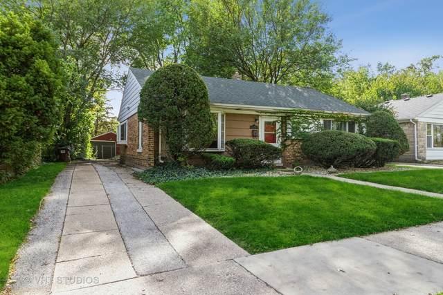 2219 175th Street, Homewood, IL 60430 (MLS #11252689) :: John Lyons Real Estate