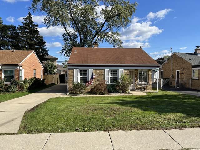 8219 N Waukegan Road, Niles, IL 60714 (MLS #11252691) :: John Lyons Real Estate