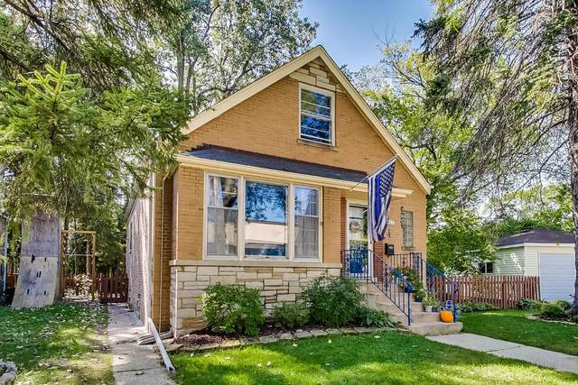 6822 N Ionia Avenue, Chicago, IL 60646 (MLS #11252701) :: John Lyons Real Estate