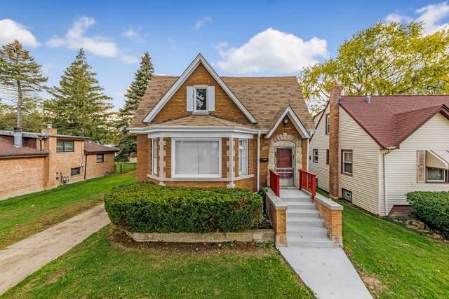 12352 S Carpenter Street, Calumet Park, IL 60827 (MLS #11252703) :: The Wexler Group at Keller Williams Preferred Realty
