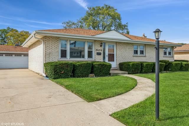 2670 Rusty Drive, Des Plaines, IL 60018 (MLS #11252714) :: Ryan Dallas Real Estate
