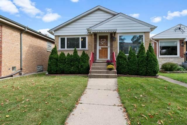 4969 N Major Avenue, Chicago, IL 60630 (MLS #11252733) :: Jacqui Miller Homes