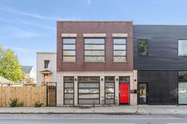 3617 W Armitage Avenue, Chicago, IL 60647 (MLS #11252740) :: Lewke Partners - Keller Williams Success Realty