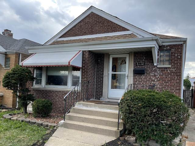 6030 S Kostner Avenue, Chicago, IL 60629 (MLS #11252757) :: John Lyons Real Estate