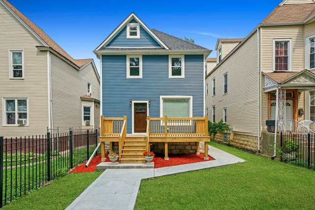 325 N Long Avenue, Chicago, IL 60644 (MLS #11252763) :: Jacqui Miller Homes