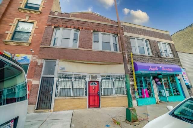 3509 W North Avenue, Chicago, IL 60647 (MLS #11252764) :: Lewke Partners - Keller Williams Success Realty