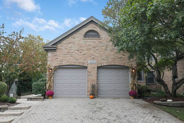 14649 Hollow Tree Road, Orland Park, IL 60462 (MLS #11252765) :: Jacqui Miller Homes
