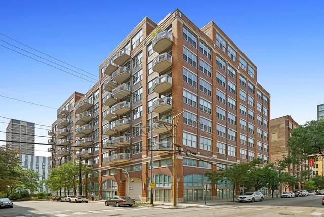 933 W Van Buren Street #704, Chicago, IL 60607 (MLS #11252772) :: Touchstone Group