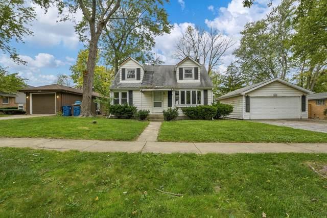 18836 Harding Avenue, Flossmoor, IL 60422 (MLS #11252797) :: Touchstone Group