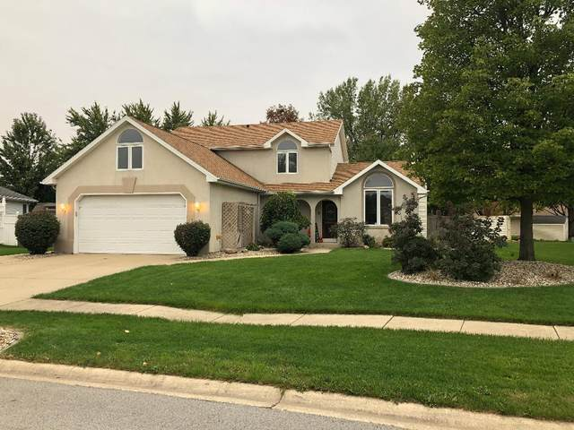 1231 Vantage Lane, Bourbonnais, IL 60914 (MLS #11252813) :: John Lyons Real Estate