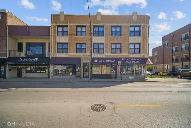 2623 W Lawrence Avenue 2E, Chicago, IL 60625 (MLS #11252824) :: The Spaniak Team