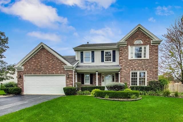 398 Thompson Boulevard, Buffalo Grove, IL 60089 (MLS #11252827) :: Helen Oliveri Real Estate