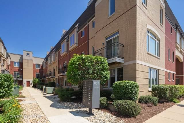 922 Warren Avenue #205, Downers Grove, IL 60515 (MLS #11252837) :: Littlefield Group