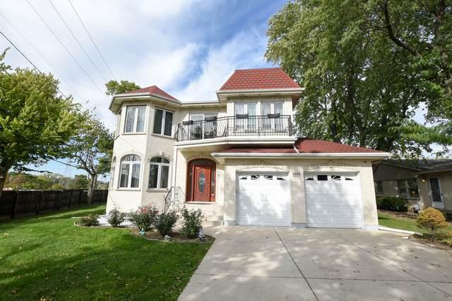 1758 E Euclid Avenue, Mount Prospect, IL 60056 (MLS #11252847) :: The Spaniak Team