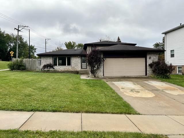 8801 W 92nd Street, Hickory Hills, IL 60457 (MLS #11252850) :: John Lyons Real Estate