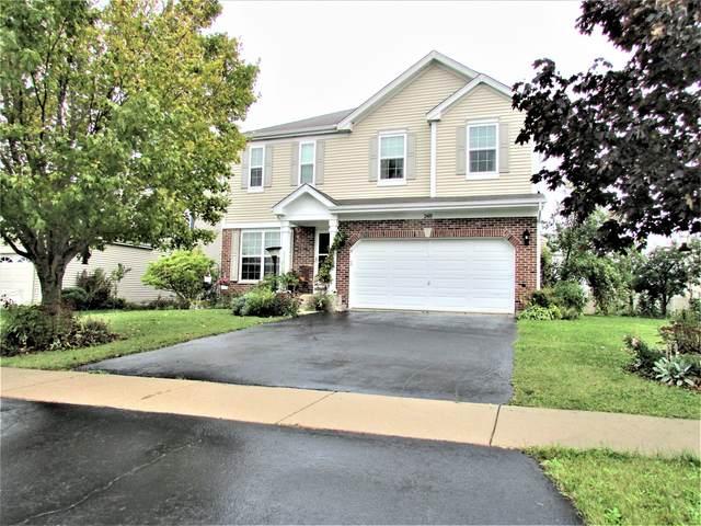 248 Fieldstone Drive, Woodstock, IL 60098 (MLS #11252866) :: Ryan Dallas Real Estate
