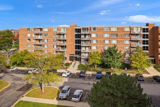 2201 S Stewart Avenue 4L, Lombard, IL 60148 (MLS #11252871) :: Ryan Dallas Real Estate
