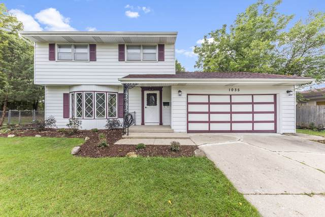 1035 Harmony Drive, Montgomery, IL 60538 (MLS #11252878) :: The Wexler Group at Keller Williams Preferred Realty