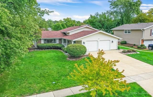 613 S Cedarcrest Drive, Schaumburg, IL 60193 (MLS #11252891) :: Lewke Partners - Keller Williams Success Realty