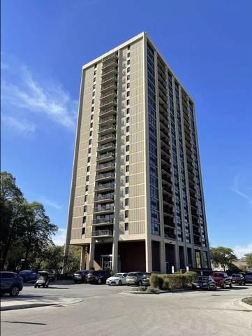 2901 S Michigan Avenue #1704, Chicago, IL 60616 (MLS #11252898) :: Ryan Dallas Real Estate