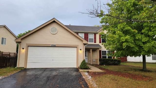 20908 W Barrington Lane, Plainfield, IL 60544 (MLS #11252899) :: Ryan Dallas Real Estate