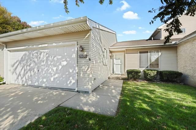 2920 Sierra Drive #2920, Champaign, IL 61822 (MLS #11252900) :: Ryan Dallas Real Estate